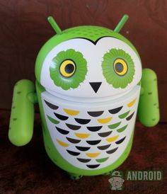 woogle - android mini collectibles