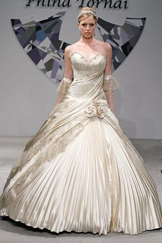 b8c9b4caa3 I found my dream dress which is a Pnina Tornai. I really don t havee the  Pnina budget. Should I or would you trust Jasmine Bridal to replicate this  dr