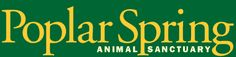 Poplar Spring Animal Sanctuary is a 400 acre non-profit refuge for farm animals and wildlife located in Poolesville, Maryland.