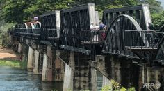 Myanmar (Burma) looks to revive abandoned 'Death Railway' - http://www.warhistoryonline.com/war-articles/myanmar-burma-looks-to-revive-abandoned-death-railway.html
