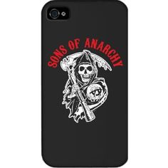 sons of anarchy reaper phone case