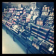 #nyx #makeup #brand
