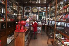 Carioca in Lisboa...best place to buy coffee