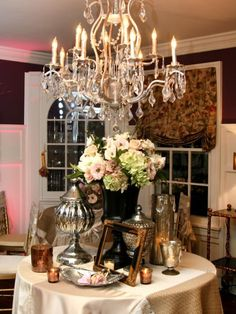 Choose The Match Chandelier for Your Dining Table