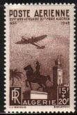 1949, 25 years Algerian stamps 1v