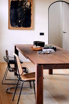 Walnut by Ethnicraft | U table | TV cupboard | Coffee table ..