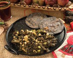 #CocinerasTradicionales Chile pasado de Chihuahua y zihuamonte de Chiapas – Animal Gourmet