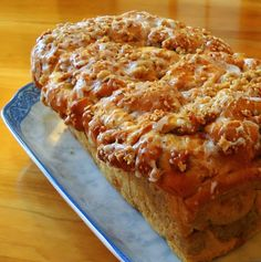 Apple Cinnamon Yeast Bread