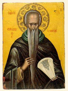 20 gennaio Euthymius the Great Virgin Mary Art, Paint Icon, Orthodox Christianity, Spiritual Teachers, Catholic Saints, Orthodox Icons, Religious Art, Religious Icons, Pilgrimage