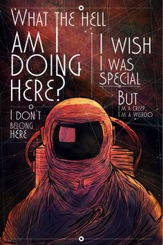 Radiohead art concept - by Anthony Mazza I Am Special, Great Novels, Science Fiction Art, Pulp Art, Art Images, Cool Art, Awesome Art, Design Art, Design Ideas