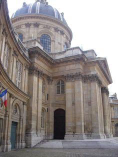 Bibliotheque Mazarine, 23 Quai Conti, 75006 Paris