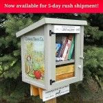Put a Little Free Library outside your house! Originals Archives - Little Free Library