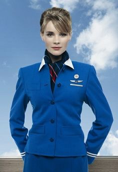 Wonderful and stilish uniform for KLM Royal Dutch Airlines enhancing the Dutch charm of their Stewardess Royal Dutch, Airline Cabin Crew, Airline Pilot, Airline Uniforms, Aviation Humor, Female Pilot, Flight Attendant Life, Fear Of Flying, Girls Uniforms