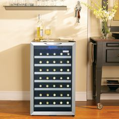 Store you wine the right way! #wine #winetips #party #entertaining #mydanby #kitchen #decor #appliance