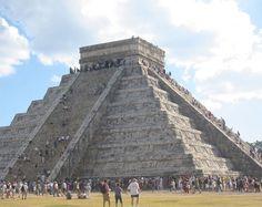 Chichen Itza #Mexico #NewSevenWonders