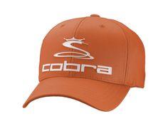 Cobra hat  http://www.cobragolf.com/accessories/headwear