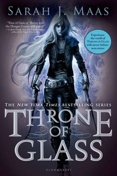 Throne of GlassBy Sarah J MassRelease Date: 8/7/12Published by Bloomsbury USAChildren'sGenre(s): High Fantasy, Romance, AdventureFormat: HardcoverPage: 404Buy on Amazon Buy on B&N …