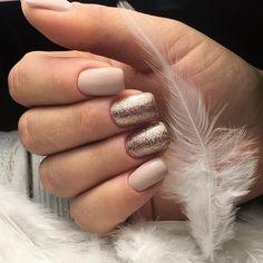 Nail Art magnetic designs for fascinating ladies. Nail Art Design Gallery, Best Nail Art Designs, Acrylic Nail Designs, Acrylic Nails, Nail Manicure, Toe Nails, Nail Polish, Beige Nails, Plain Nails