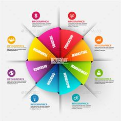 Abstract 3D Business Diagram Infographic Template #design Download: http://graphicriver.net/item/abstract-3d-business-diagram-infographic/13290170?ref=ksioks
