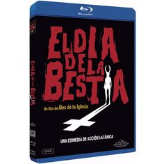 El día de la bestia, the beast day Film, Artwork, Books, Products, The Beast, Tv Series, One Day, Movie, Art Work