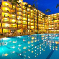 Golden Crown Paradise Puerto Vallarta  pretty sure bookit.com just made this trip possible for us...  ;D