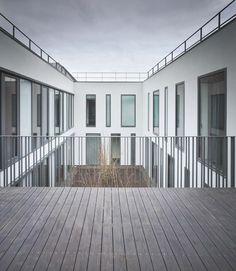 a + samueldelmas – Pôle tertiaire et médical à Nozay (Loire-Atlantique)