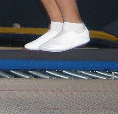 Trampoline Shoes country size conversion charts