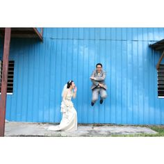 Wedding Photographers : Lembayung Senja Photography #Outdoor #Portraits #Modern