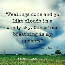 Thich nhat hanh meditation quotes