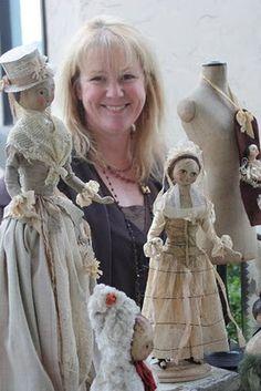 Soon baby girl. Haha.  But not yet Nicol Sayre dolls...