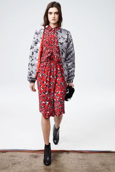 Thakoon Pre-Fall 2014 - Runway Photos - Fashion Week - Runway, Fashion Shows and Collections - Vogue