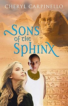 Two souls brought together in entwined destinies to fulfill the prophecy. Sons Of The Sphinx by Cheryl Carpinello  @ccarpine