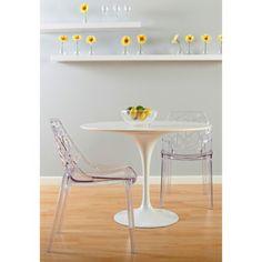 White Lacquer Barney Shelf | Overstock.com Shopping - Great Deals on Euro Style Media/Bookshelves