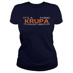 Funny Vintage Style Tshirt for KRUPA #gift #ideas #Popular #Everything #Videos #Shop #Animals #pets #Architecture #Art #Cars #motorcycles #Celebrities #DIY #crafts #Design #Education #Entertainment #Food #drink #Gardening #Geek #Hair #beauty #Health #fitness #History #Holidays #events #Home decor #Humor #Illustrations #posters #Kids #parenting #Men #Outdoors #Photography #Products #Quotes #Science #nature #Sports #Tattoos #Technology #Travel #Weddings #Women