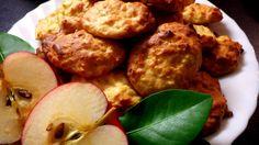 Jabolčni sladki napihnjenčki super pašejo na deževen, turoben dan. So sočni in sladki. Priprava je hitra in enostavna. Pokukajte in poskusite!