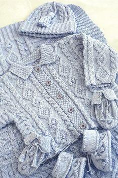 Baby Knitting Patterns Gloves Baby Jacket, Accessories And Blanket Knitting Patterns - The Knitting Network Baby Cardigan Knitting Pattern Free, Baby Sweater Patterns, Baby Knitting Patterns, Baby Patterns, Free Knitting, Knitting Hats, Shawl Patterns, Blanket Patterns, Crochet Pattern