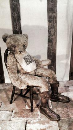 teddy bear   Sheeta 1996 about 90cm