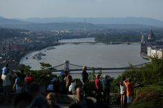 The flood of the Danube at Budapest, - Hungary, Budapest, Nice Asses