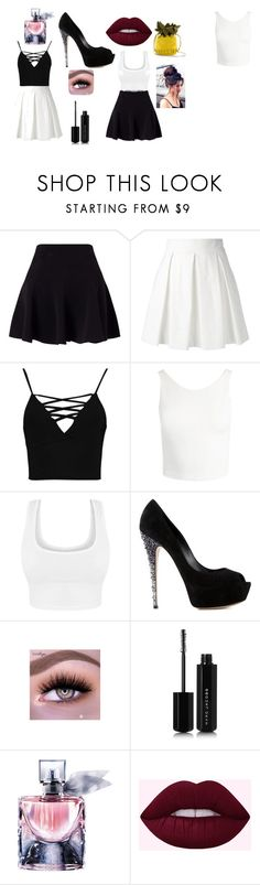 A fashion look from April 2017 featuring white top, off-shoulder crop tops and white crop tops. Browse and shop related looks. Miss Selfridge, Rosalie, Off Shoulder Crop Top, Boutique Moschino, White Tops, Boohoo, Marc Jacobs, Polyvore, Fashion Looks