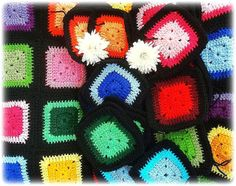 Pedacinhos de cor by Lidia Luz, via Flickr