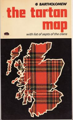 """The Tartan Map"" by Calsidyrose 