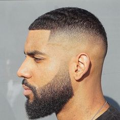 28 Best Haircuts For Black Men In 2018 - Men's Hairstyles - Faded Beard Styles, Beard Styles For Men, Hair And Beard Styles, Hair Styles, Black Men Haircuts, Black Men Hairstyles, Cool Haircuts, Men's Hairstyles, American Hairstyles