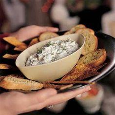 Creamy Feta-Spinach Dip   MyRecipes.com