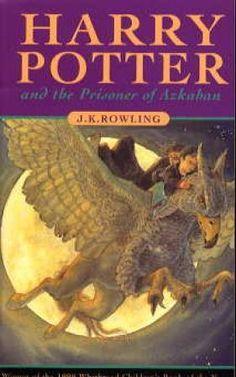 Harry Potter and the prisoner of Azkaban av J.K. Rowling