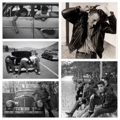 Greasers were a predominately white ethnic youth subculture that originated in the 1950s among young northeastern and southern United States street gangs. The style and subculture then became popular among other types of people, as an expression of rebellion.