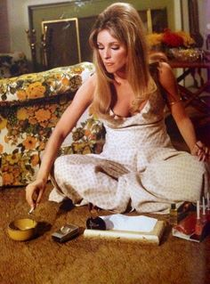 Sharon Tate in 'Valley of The Dolls/, 1967.