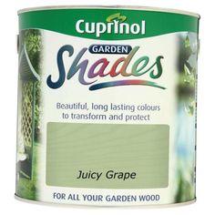 ebay £23.99 free Del Cuprinol-Garden-Shades-2-5L-Juicy-Grape-Next-Day-Delivery