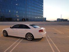 Audi S8 - V10