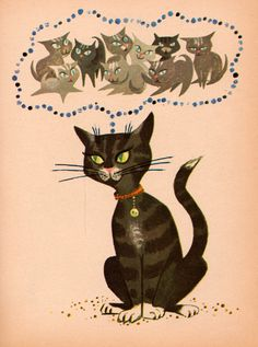 Let's Give a Party - by Crosby Newell, illustrated by Joanne Nigro (1960).