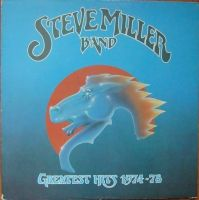 Steve Miller Band – Greatest Hits 1974-78, 9199 916  Rock Pop   Winyle